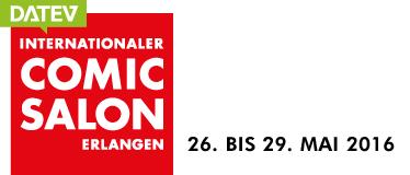 Comic-Salon Erlangen 2016